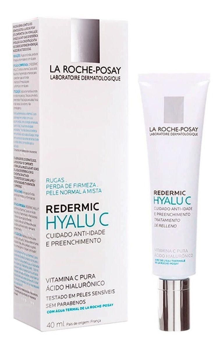 La Roche-Posay Creme Anti-idade Redermic Hyalu C 40ml