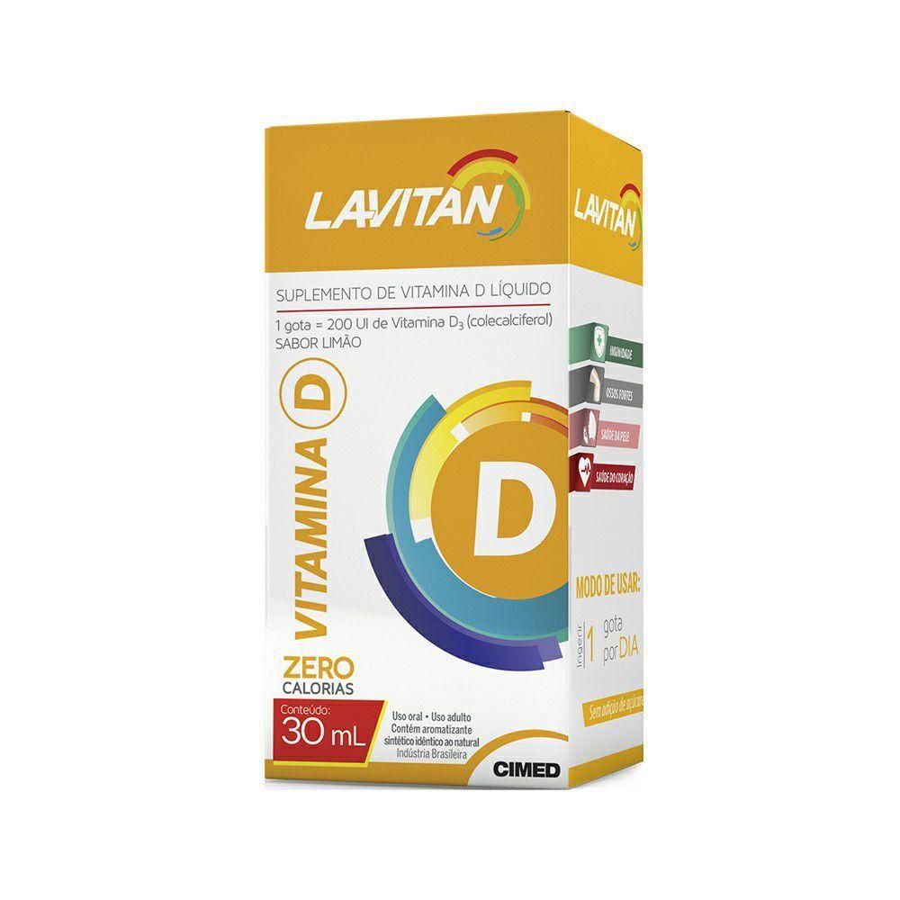 Lavitan D 30 ml Cimed