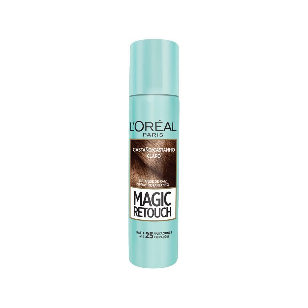 Magic Retouch L'Oreal Castanho Claro 75ml