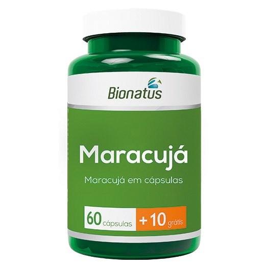 Maracujá com 70 Cápsulas Bionatus