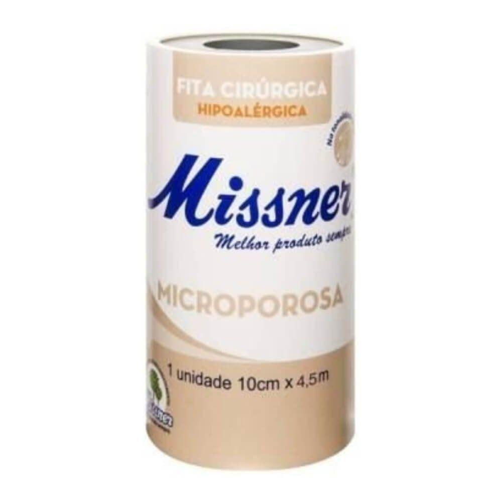 Missner Esparadrapo Micropore Bege 10cmx4.5m