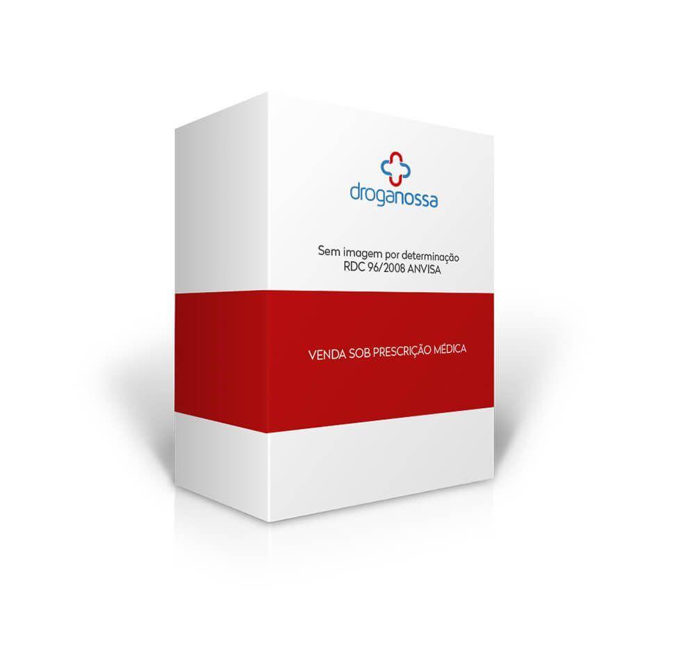 Olmesartana Medoxomila 20mg + Hidroclorotiazida 12,5mg  30 Comprimidos