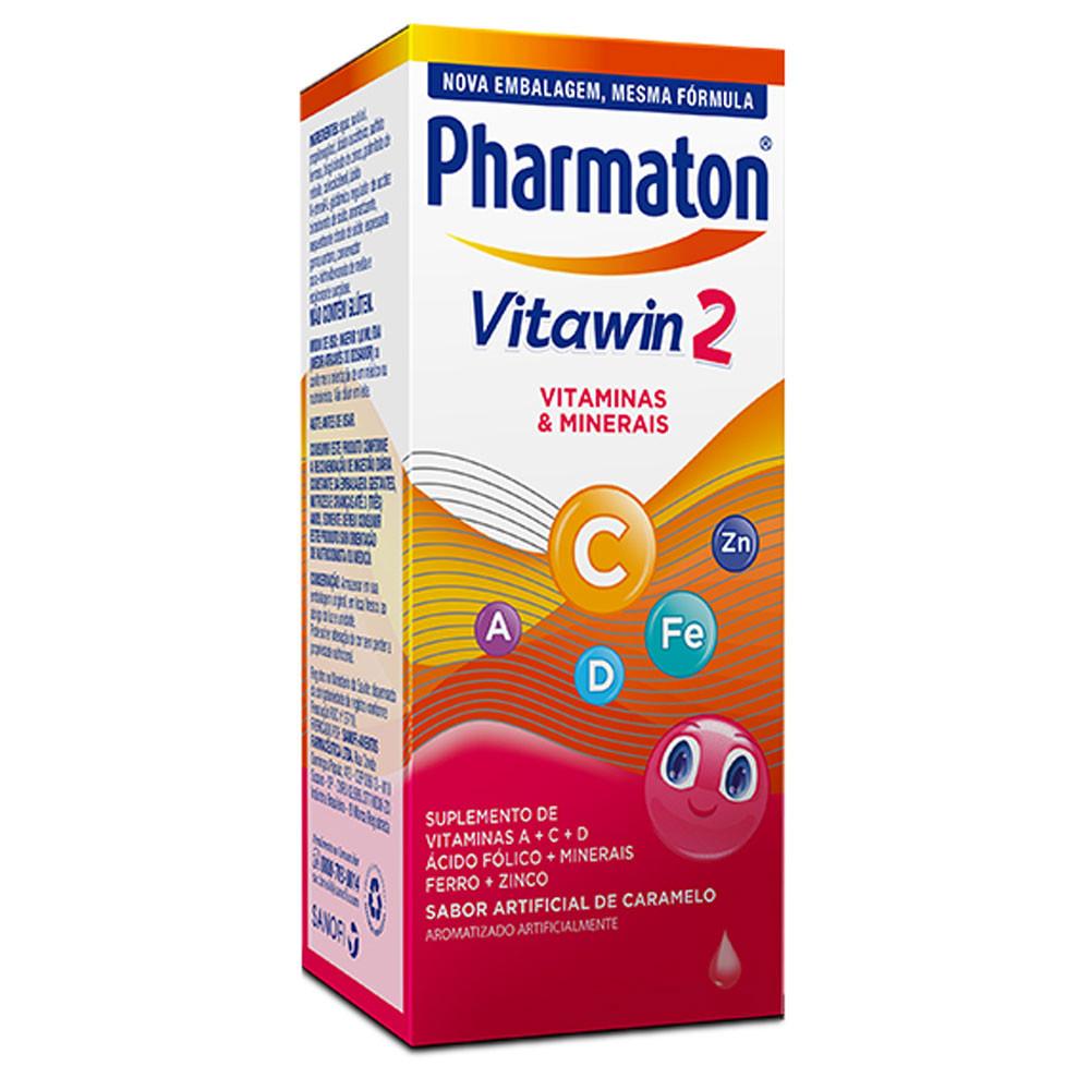 Pharmaton Vitawin 2 Gotas 30ml