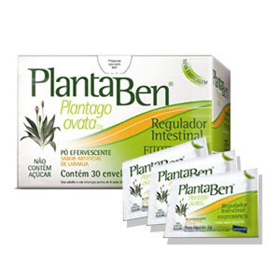 Plantaben Pó Envelopes 5mg 30x5g