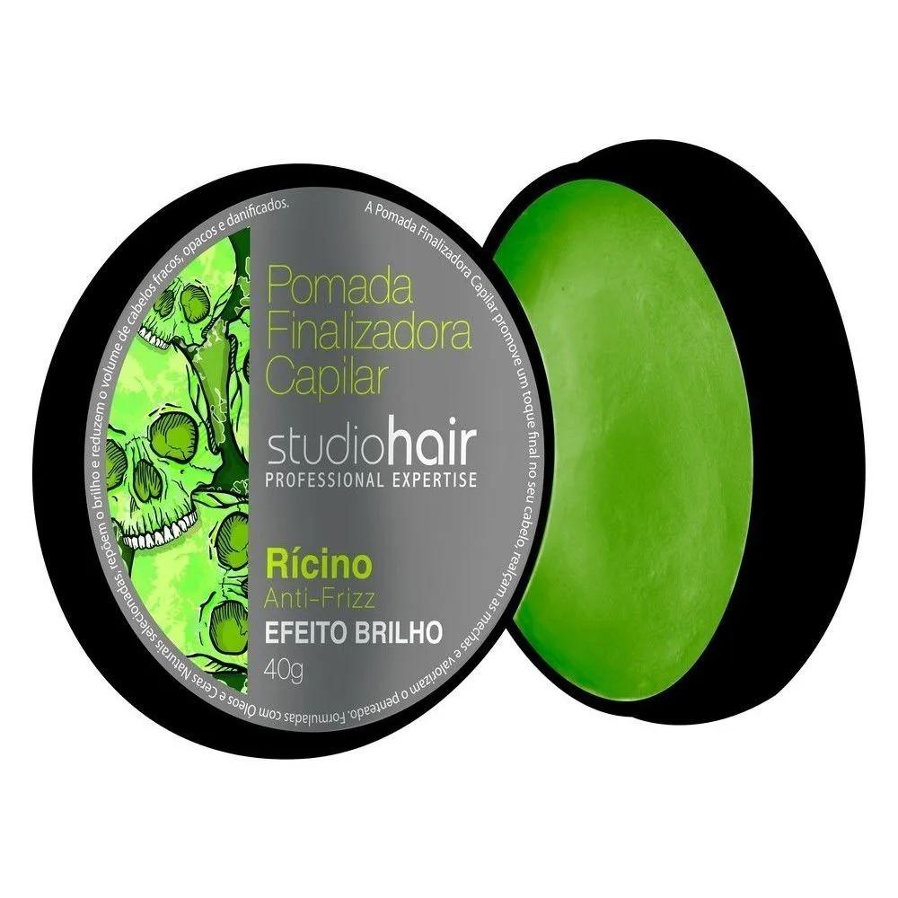 Pomada Finalizadora Capilar Muriel Studio Hair Ricino 40g