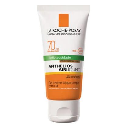 Protetor Solar Facial Com Cor La Roche-Posay  Fps70  50g
