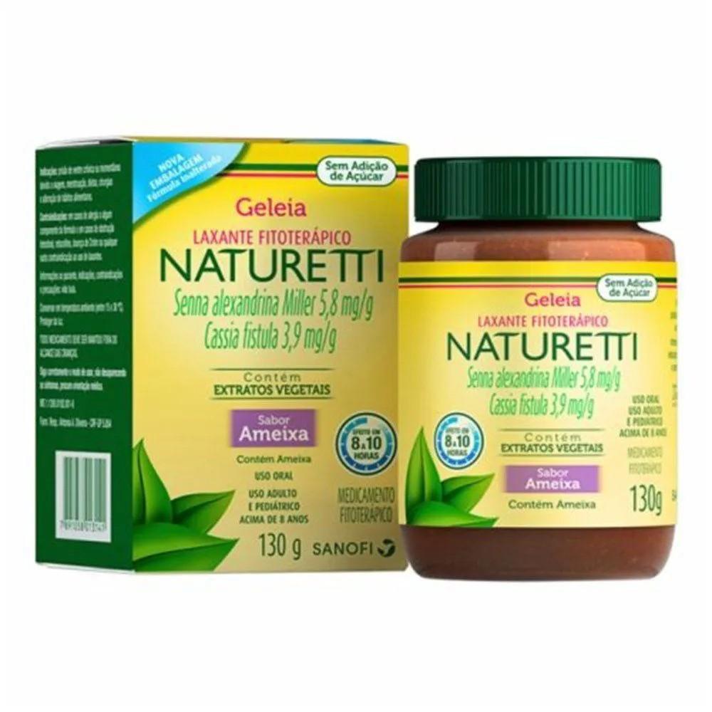 Naturetti Geleia Regulador Intestinal 130g