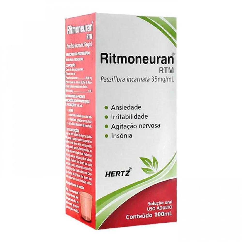 Ritmoneuran Rtm Solução Oral 100ml