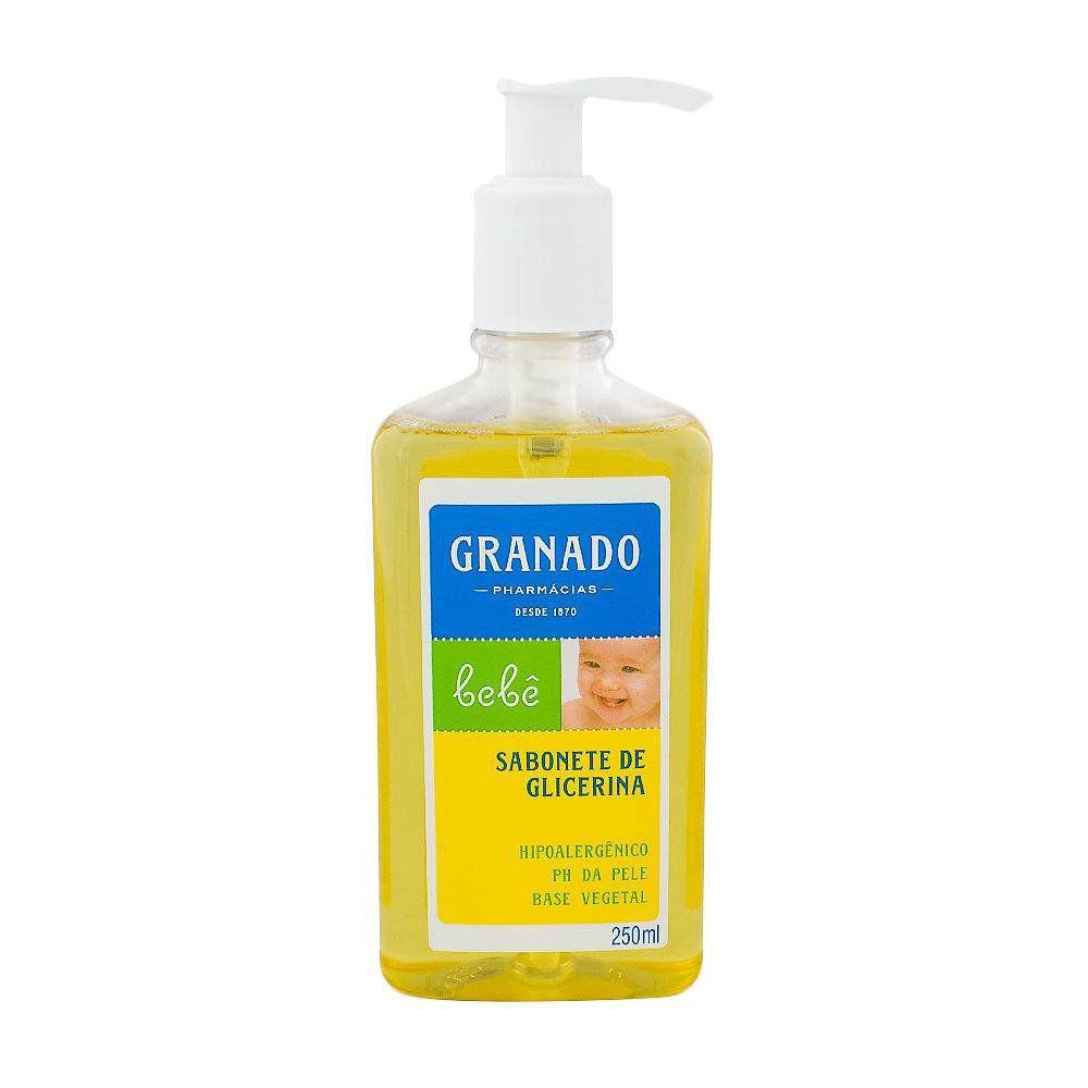 Sabonete Granado 250 ml Glicerina Bebê