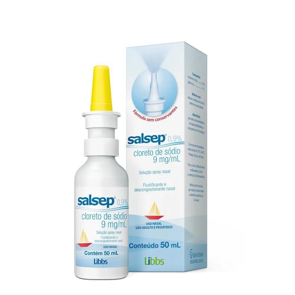 Salsep Solução 50ml