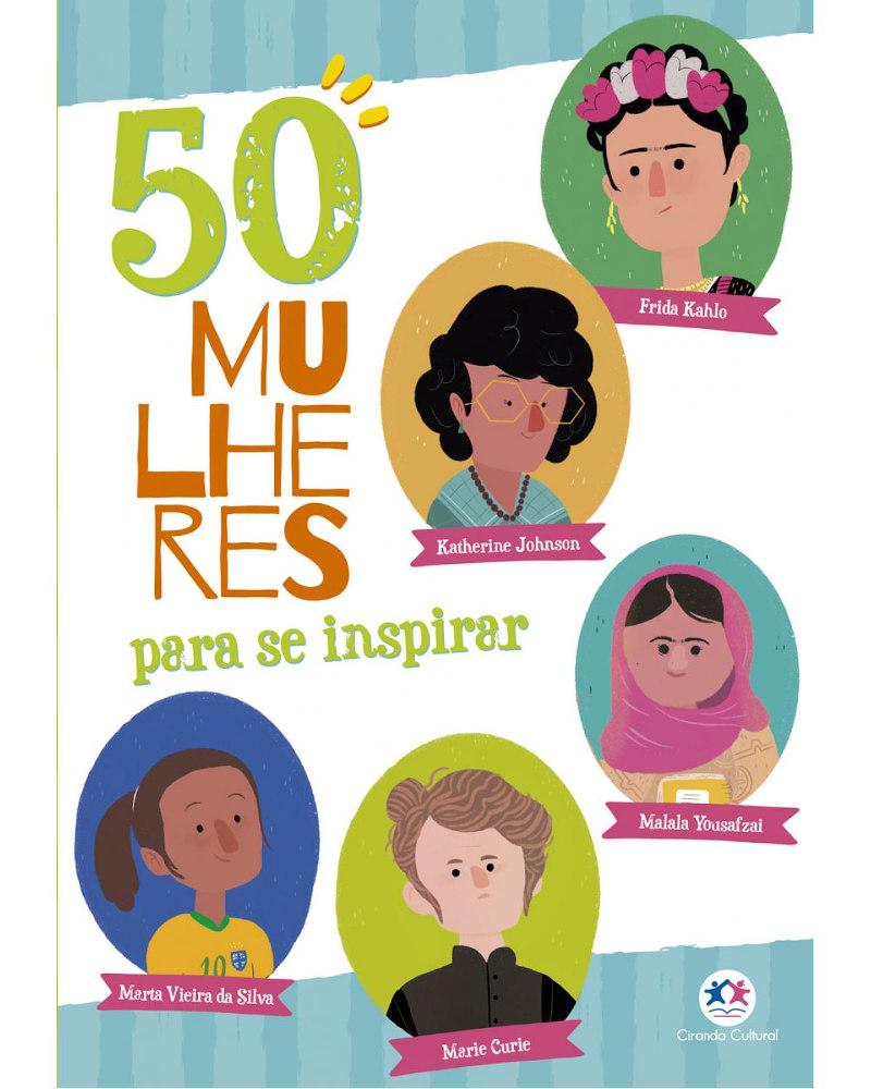 50 Mulheres Para Se Inspirar