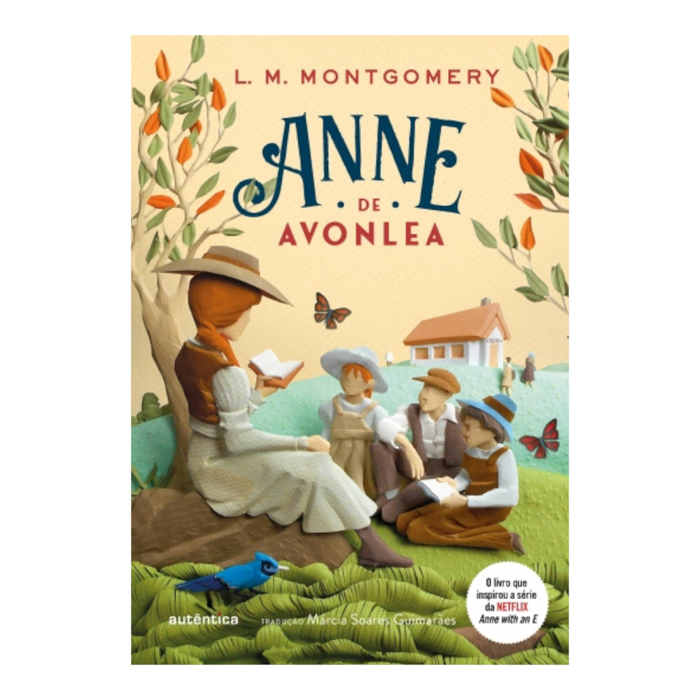 ANNE DE GREEN GABLES VOL 2 - AVONLEA