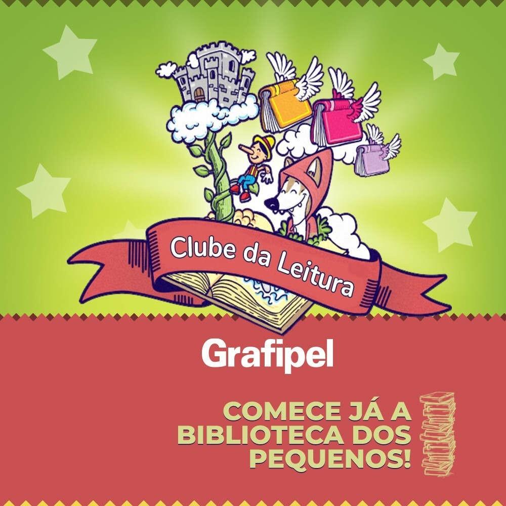 Clube da Leitura - Floresta - 6 Meses