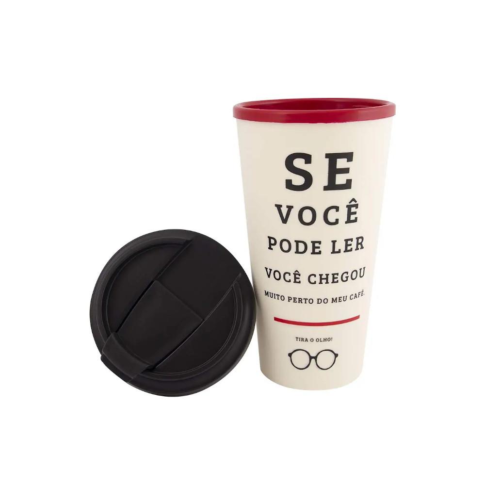 Copo Viagem - De Olho No Café