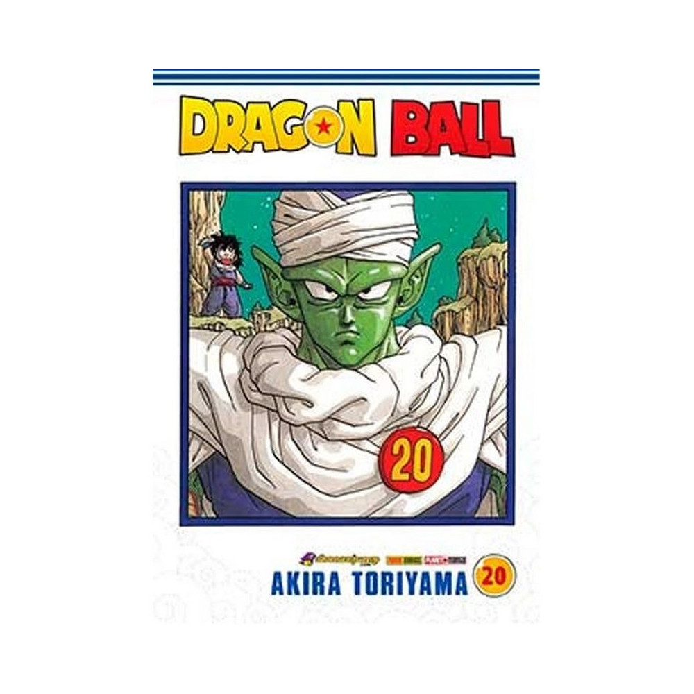 Dragon Ball Vol 20