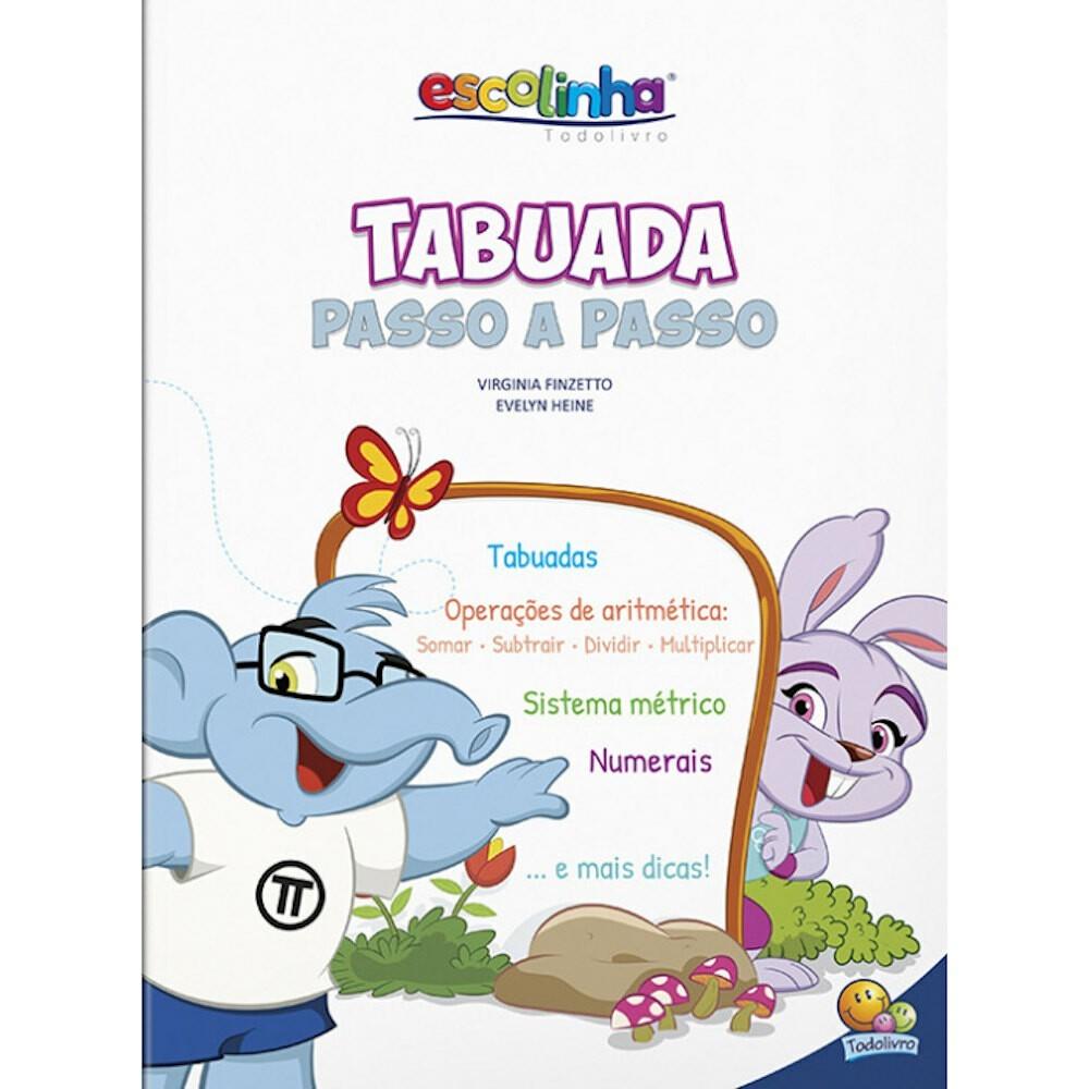 ESCOLINHA - TABUADA PASSO A PASSO