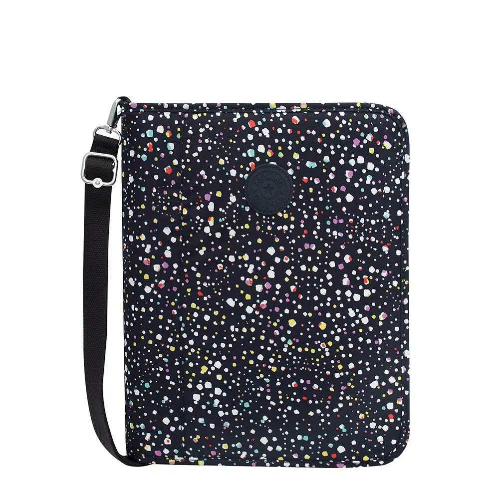 FICHÁRIO UNIVERSITÁRIO KIPLING NEW STORER HAPPY DOT