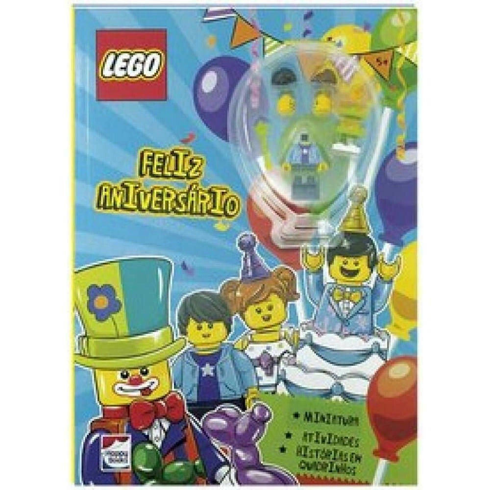 LEGO - FELIZ ANIVERSÁRIO