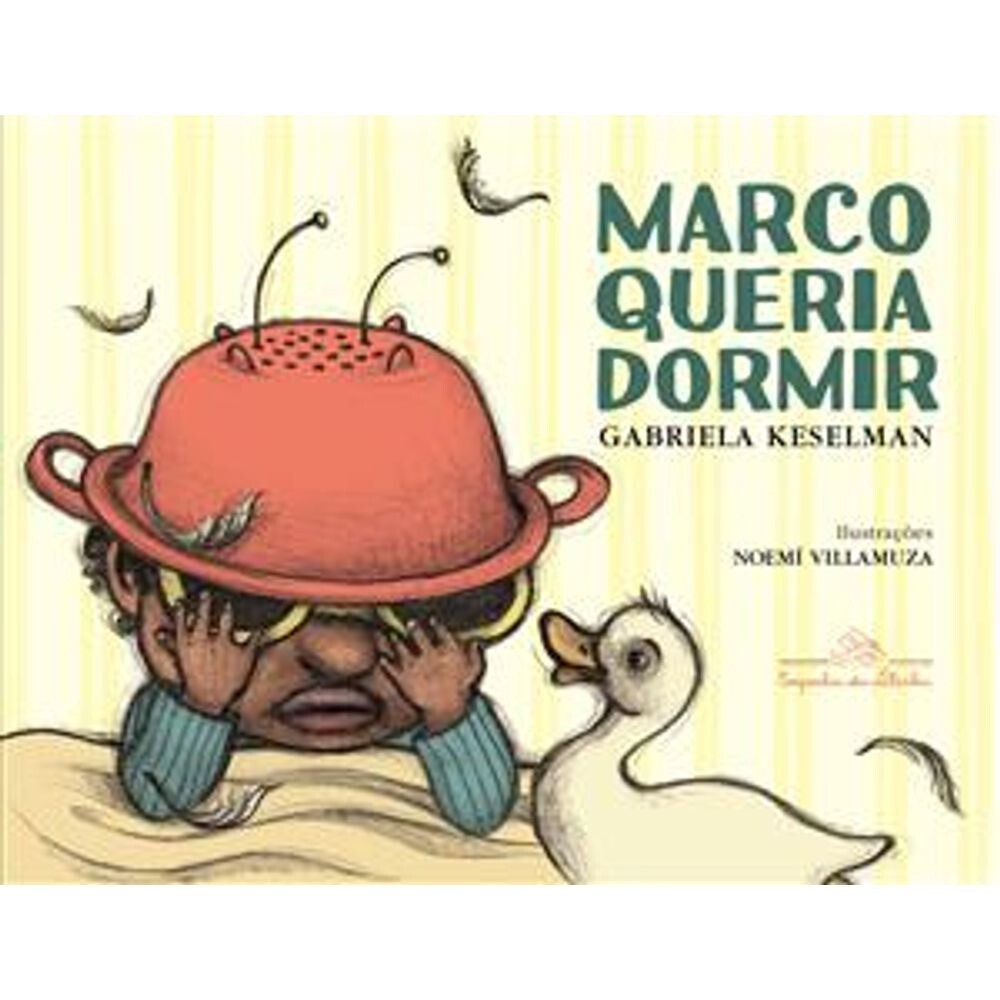 MARCO QUERIA DORMIR
