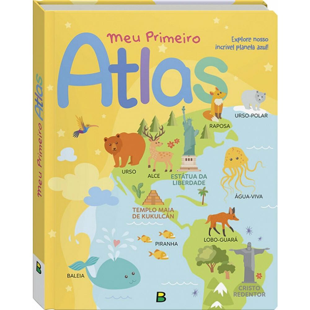 MEU PRIMEIRO LIVRO - ATLAS