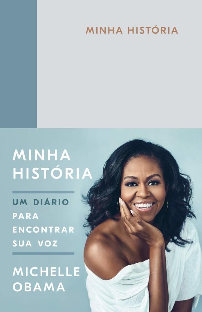 MINHA HISTÓRIA - UM DIÁRIO PARA ENCONTRAR SUA VOZ