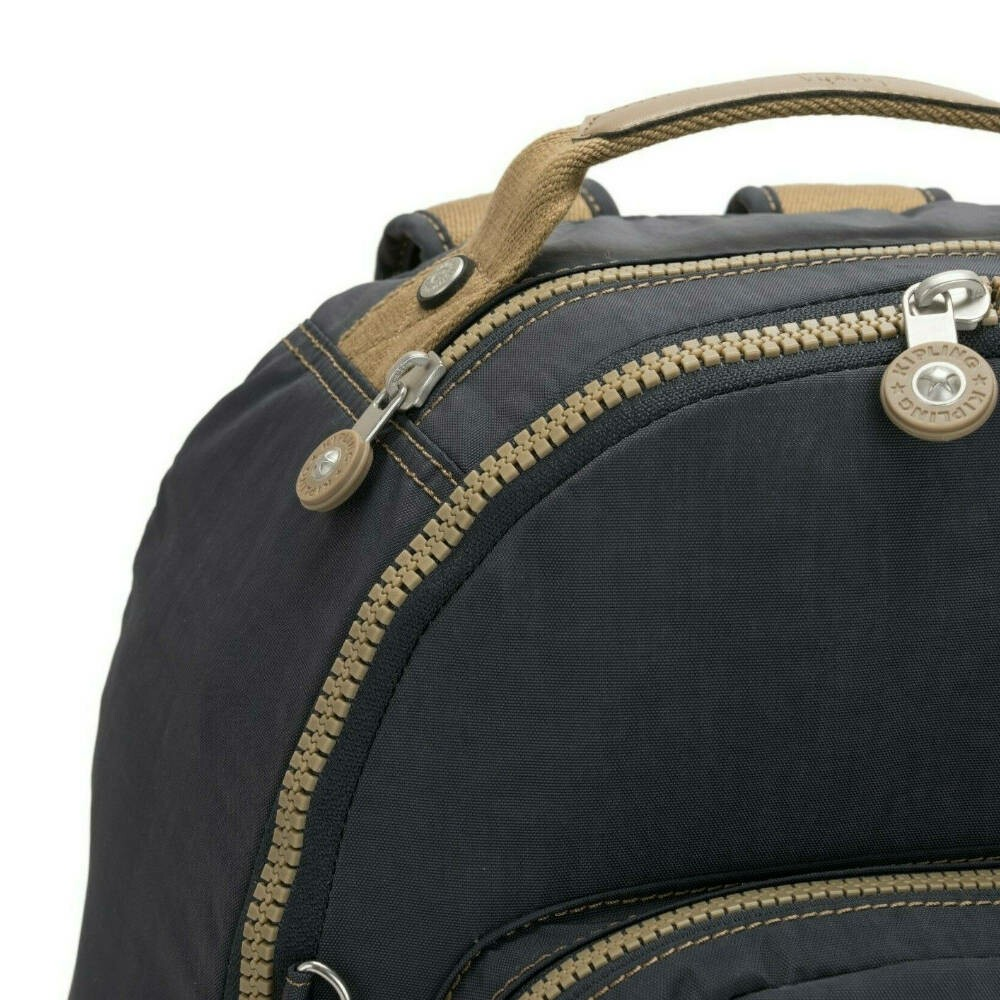 MOCHILA KIPLING SEOUL NIGHT GREY