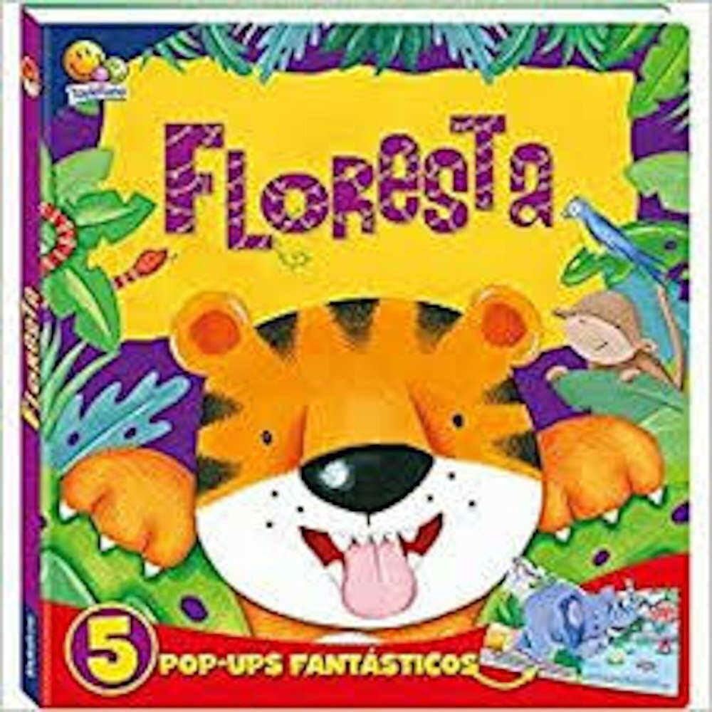 POP-UPS FANTÁSTICOS - FLORESTA