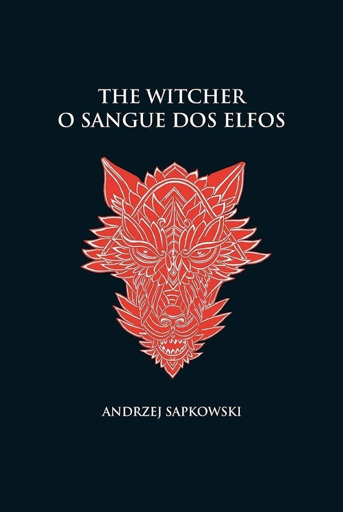 THE WITCHER VOL 3 - SANGUE DOS ELFOS CAPA DURA