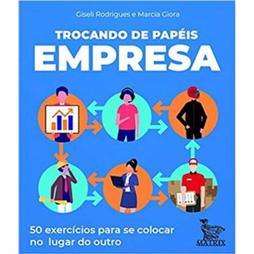 TROCANDO DE PAPÉIS - EMPRESA
