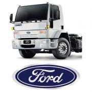 Adesivo Ford Oval Cargo Caminhão Resinado
