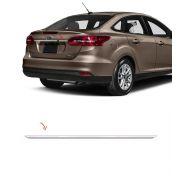 Friso Traseiro Focus Sedan 15/18 Superior Cromado Resinado