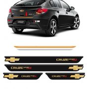 Kit Soleira Black Over + Friso Cruze 2012/2016 Sport6 Turbo Gold