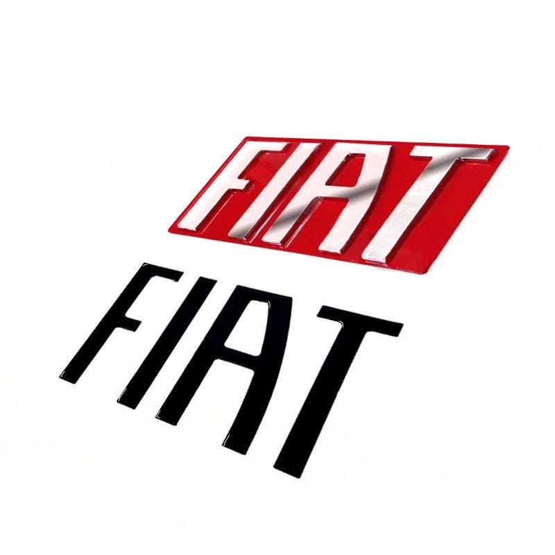 Adesivo Resinado Fiat Black Piano Tampa Traseira Toro