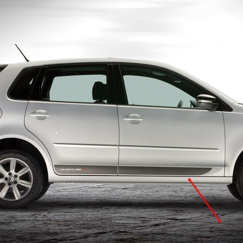Faixa Polo Sportline 2012/2013 Adesivo Lateral Volkswagen