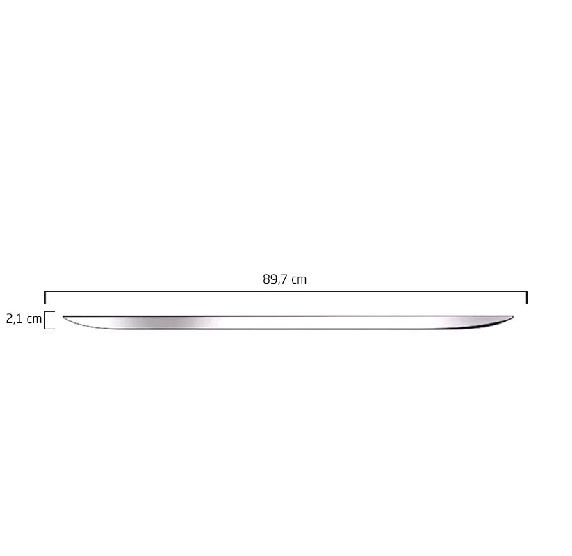 Friso Porta-Malas Resinado Voyage G6 + Kit Soleira Protetora