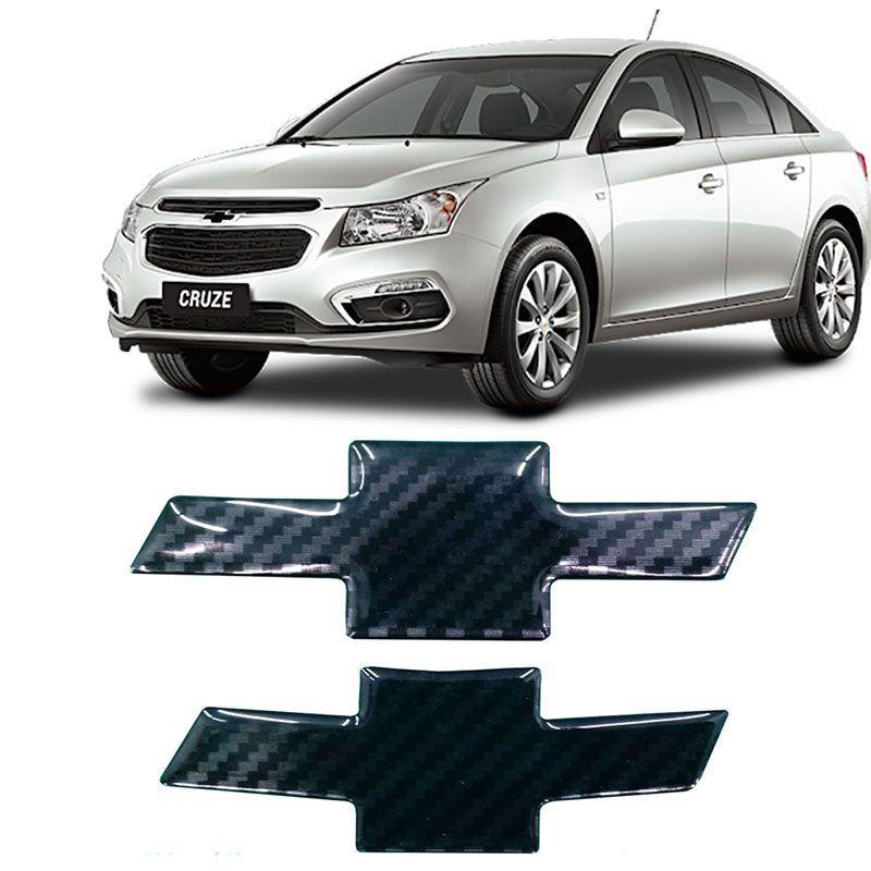 Gravata Adesiva Resinada Cruze Sedan /2016 Fibra de Carbono