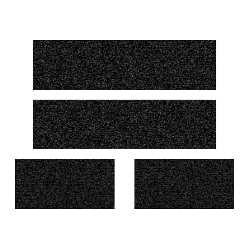 Kit Acessórios Yaris Sedan 18/19 Frisos + Soleira Protetora