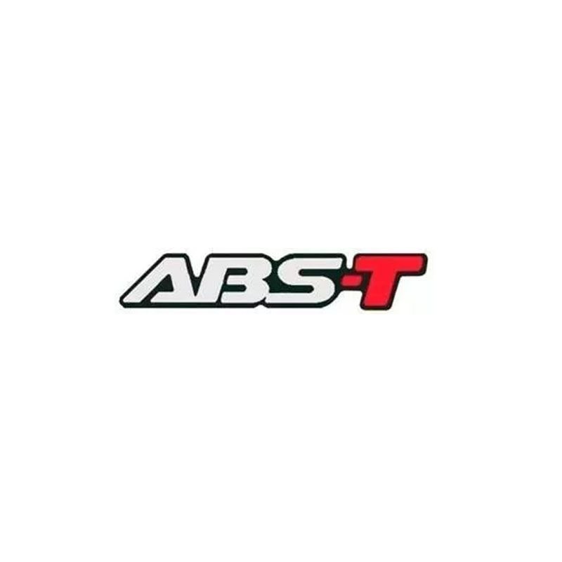 Kit Adesivo Emblema Turbo Plus + Abs-t D20