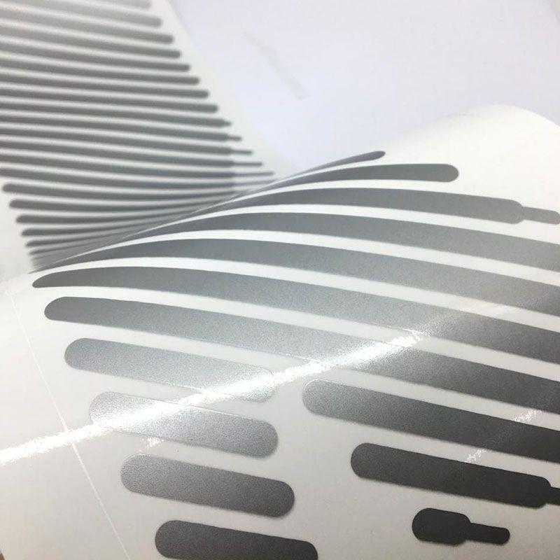 Kit Adesivo Faixa Saveiro Surf 2015/2016 Prata Modelo Original