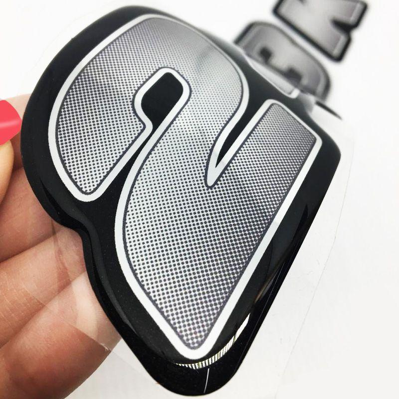 Kit Adesivos 2423 K Mercedes Eletrônico Emblema Lateral
