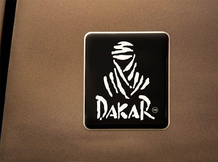 Kit Adesivos Faixa Lateral Dakar Spirit + Soleira da Porta
