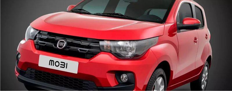 Kit Adesivos Fiat Mobi Friso + Soleira Da Porta + Emblemas