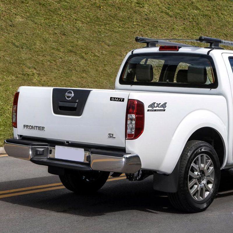 Kit Adesivos Nissan Frontier 4x4 Off Road 6m/t Mod. Original