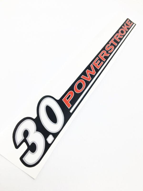 Kit Adesivos Ranger 2010/2012 Limited 4x4 3.0 Powerstroke