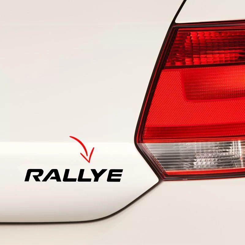 Kit Completo De Adesivo Faixa Lateral Gol Rallye G6 Preto