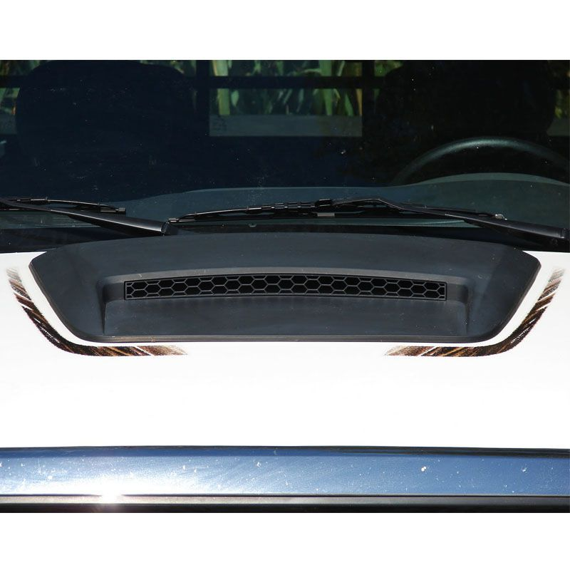 Kit de Faixa Lateral P/ S10 Rodeio 2011 4x4 Vermelho Diesel