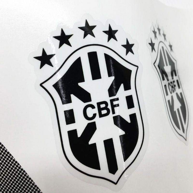 Kit Faixa Gol Seleção 2013/2016 Preto + Soleira Protetora