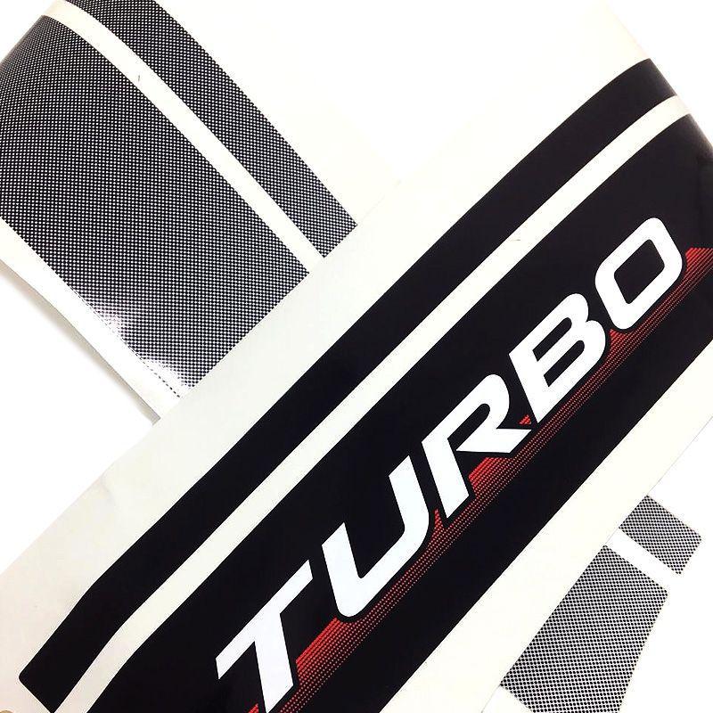 Kit Faixa Up! Tsi Turbo 2015/2019 Adesivo Lateral Tuning