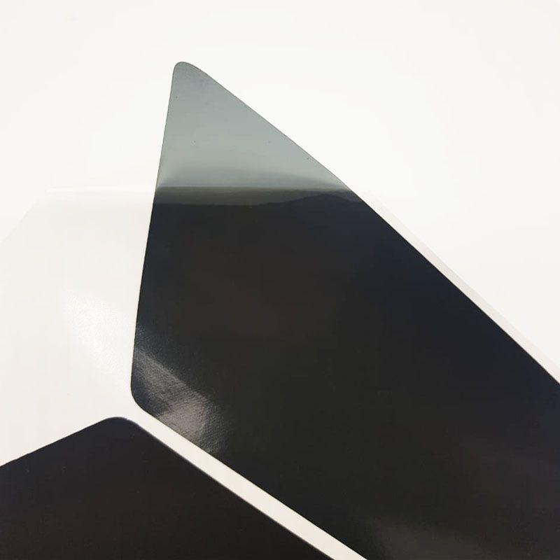 Kit Películas Adesivo Gol G5 Máscara Fumê Lanterna Traseira