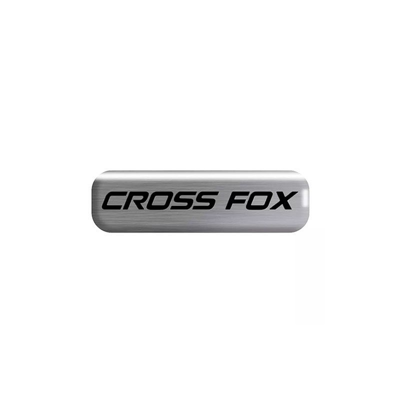 Kit Soleira da Porta CrossFox Resinado Com Black Over